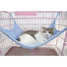 Rede para Gato Gaiola Verão Sob Cadeira Respirável Malha de Ar Pet Cat Hammock
