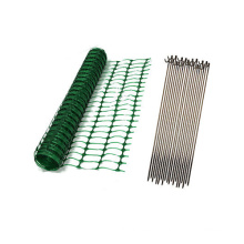 Zhuoda Factory Supply Plastic Barrier Fencing Mesh Made in China