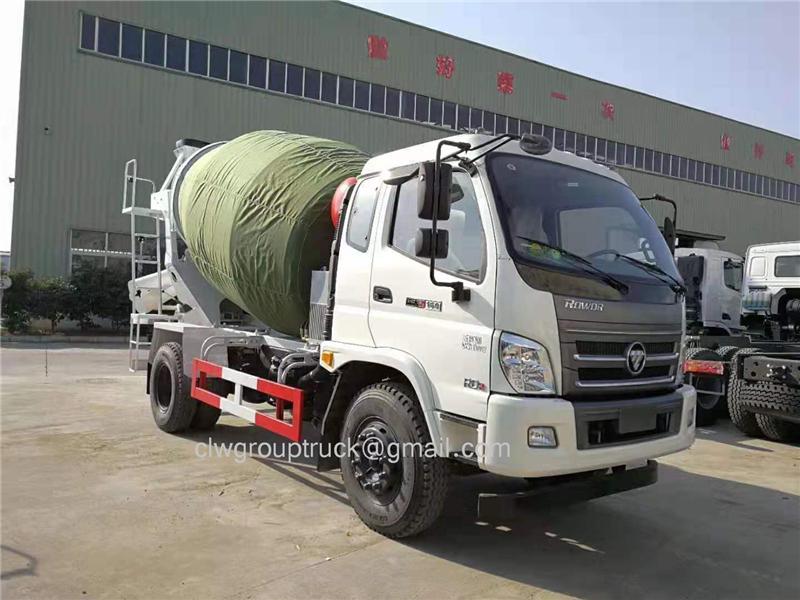 Mixer Truck 2