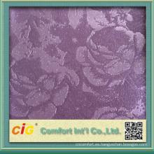 Realza el cuero sintético de PVC de diseño para el bolso y decorativos