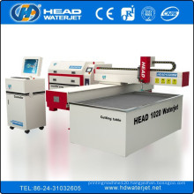 waterjet cutting cement board cnc water jet machine