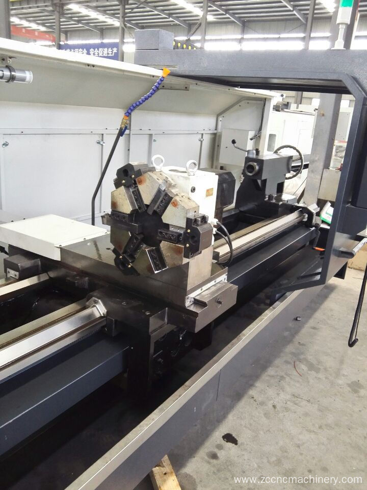 High Precision CNC pipe threading lathe for sale