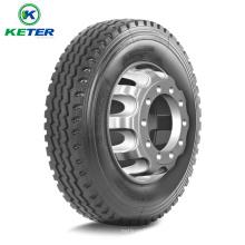 Tube radial de pneu de camion de la qualité 12.00r24 et volet, la livraison prompte avec la promesse de garantie