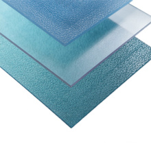Plastic Embossed solid polycarbonate sheet prices for sale