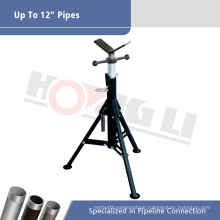 """1107 Foldable Pipe Stands for Max 12"""" Pipes"""