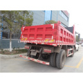 4x2 automatic dumping trucks of engineering vehicles