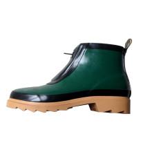 Sapatos de jardim com zíper