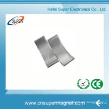 Wholesale Sintered N35 Nickel NdFeB Arc Magnet