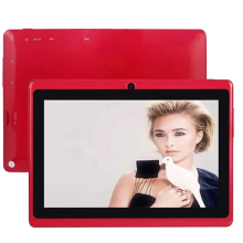 Easy to buy Cheapest factory stock 7 Inch Tablet Q8 Quad Core Android 9.0 Allwinner A33 Capacitive touch tablet