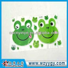 Etiqueta de la pared de moda del PVC para la decoración