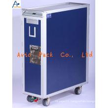 Aircraft Inflight Service Meal Cart