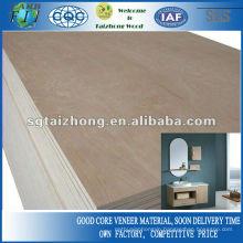 Okoume Decoration Furniture Grade Plywood