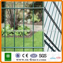 Double Rod Fence Panel