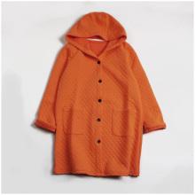 Manteau matelassé 100% coton pour femme