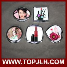 DIY Image Personalized Sublimation Makeup Mirror