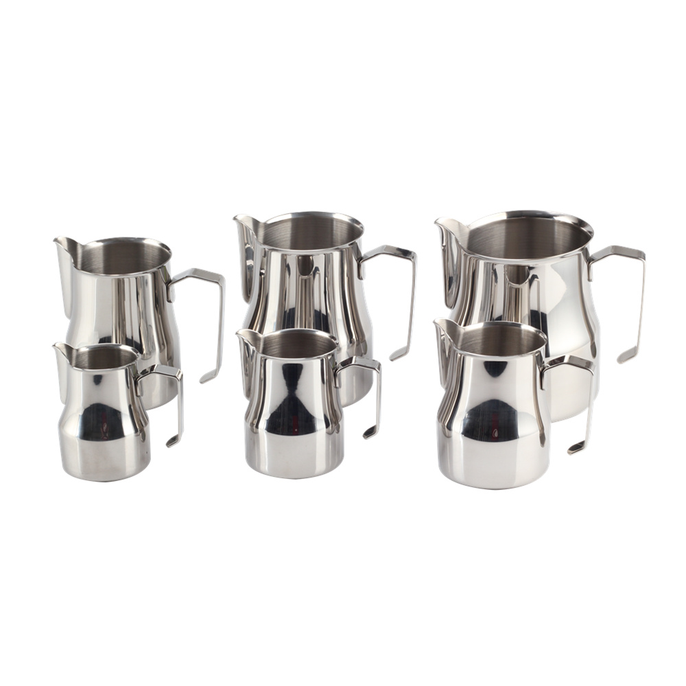 Stainless Milk Cup Set For Home