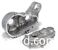 Magnesium Gearbox and Bell Housing