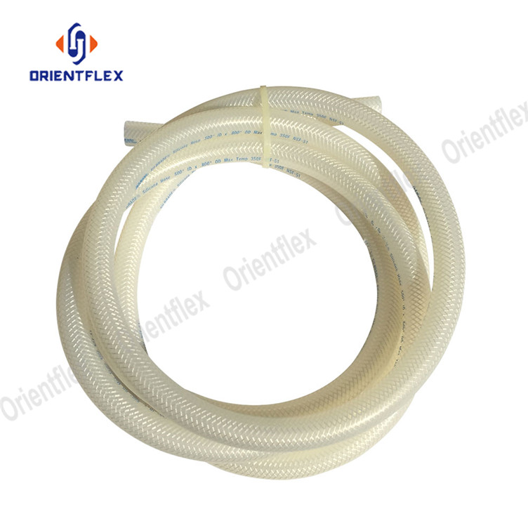 Braid Silicone Hose 2