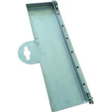 Kundenspezifisches Blechteil, CNC-Maschinenteil, Laserschneidteil