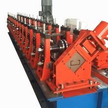 Automatisk Din Rail Channel Roll Forming Machine