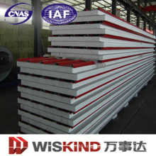 Tongue and Groove Joint PU/ EPS Sandwich Wall Panel