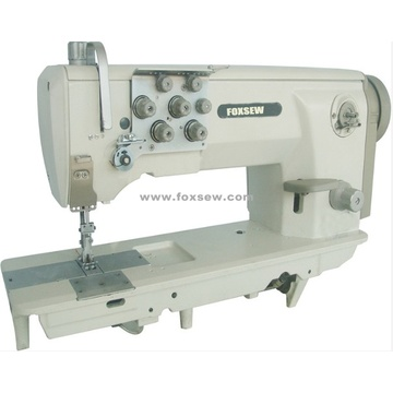 Durkopp Adler Type Heavy Duty Lockstitch Máquina de coser (doble aguja)