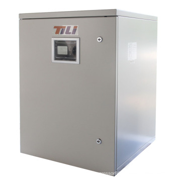Water Heat Pump Heating and Cooling