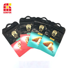 Special Shaped Stand-up Poly Bag Matte and Glossy printed