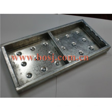 Steel Deck for Scaffolidng Building Material Roll Forming Making Machine Philippnes