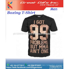 OEM printing / embroidery branded custom mens t shirt wholesale