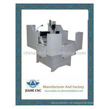 JK-6060 router CNC para aluminio, cobre, acero, madera, plástico, acrílico grabado y corte