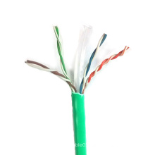 Fast Transfer Ethernet Solid 23AWG Cat6 UTP Cable