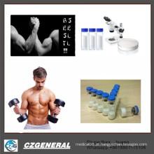 Pó esteróide Stanozolol Winstrol da alta qualidade de 99% para a construção do músculo
