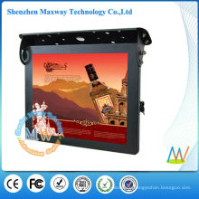 Hot sell bus 17 inch lcd ad player with android 4.2