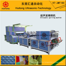 Automatic Quilting Slitting and Accorss Cutting Machine