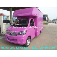 2015 New Karry mini mobile food truck/fast food truck for sale with lowest price