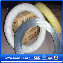Electro Galvanized Iron Steel Wire