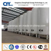 GB150 Srandard Niederdruck LNG Lox Lin Lar Lco2 Tank