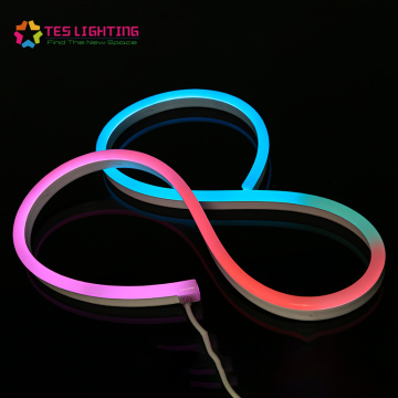 neon led strip onder kastverlichting