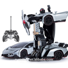 Multifunctional rc Car Robot car transform robot toy with powerful function