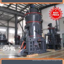 Talc, mica, chaîne de production de ciment d'application de magnésite pour le Nigéria