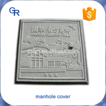 customized bmc composite chamber cover