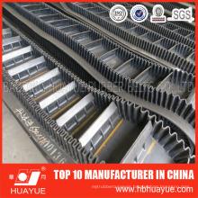Corrugate Sidewall Conveyor Belt (polyester/ep)