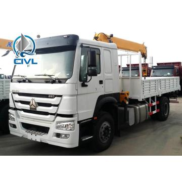 SINOTRUK Truck Mounted Cranes Equipment
