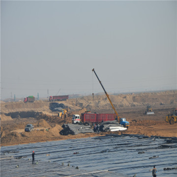 Water Conservancy Construction HDPE Geomembrane Dam Liner