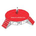 Fabrikverkauf Kundenspezifischer Service Im Freien Aluminiumbühnenfachwerk-Design-Ausstellungsstand