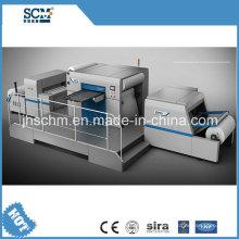 Máquina automática de estampado de oro, máquina de estampación de hoja, máquina de estampación de tela