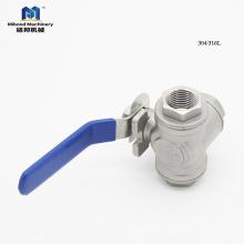 Hohe Qualität nützliche professionelle chinesische Lieferantenanpassung Ventilkugel