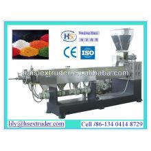 SJ-Serie einzelne Schraube Abfall Kunststoff Granuliermaschine