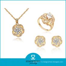 2015 Высокого Класса Женщин 925 Стерлингового Серебра Ожерелье (Ю-0042)